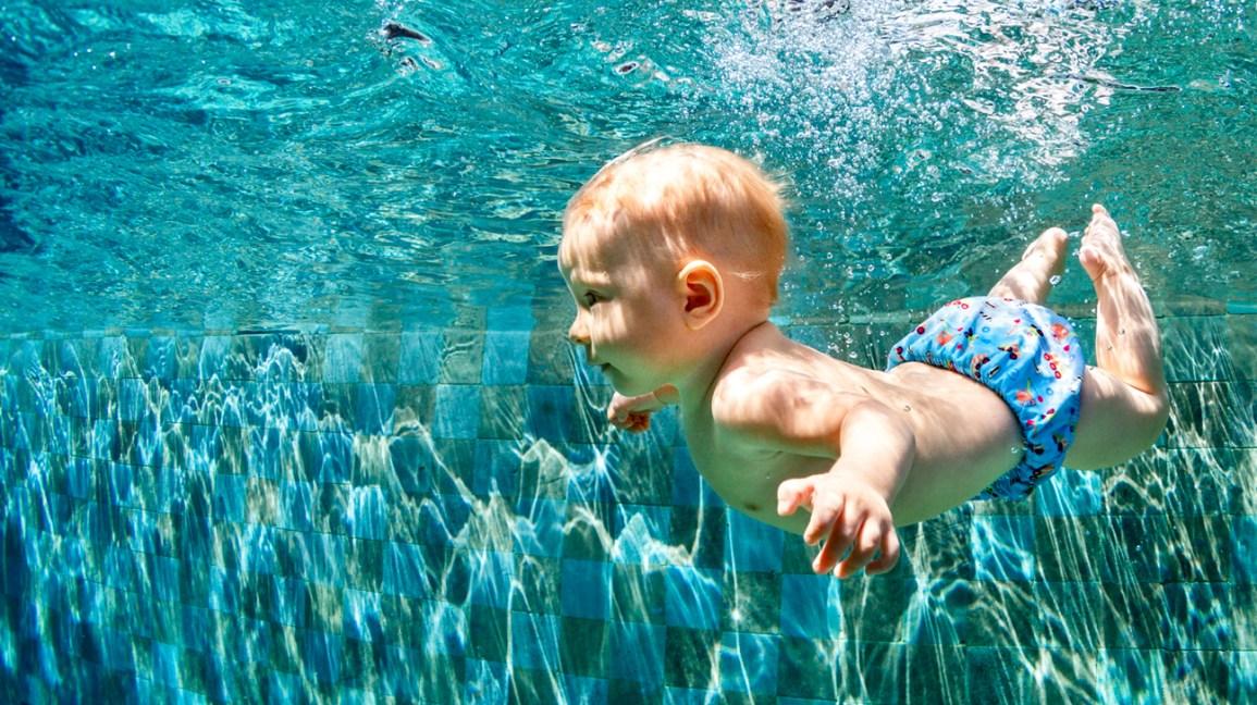 լող երեխա lox swimming baby плавание